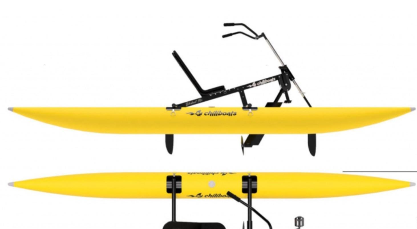 xe đạp nước 3